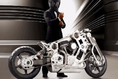 10 sepeda motor termahal dan terunik di dunia